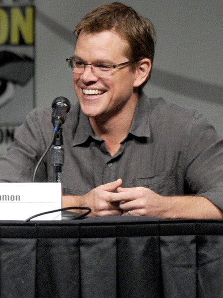 Matt Damon: I Want to Be 'Bourne' Again