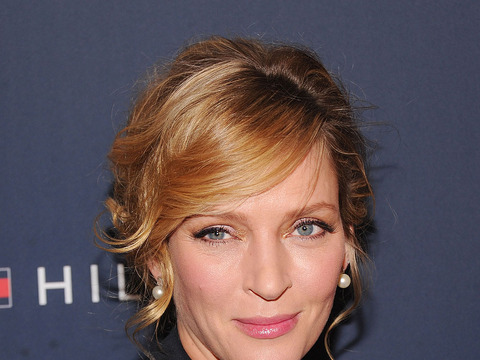 Extra Scoop: Uma Thurman Welcomes a Baby Girl