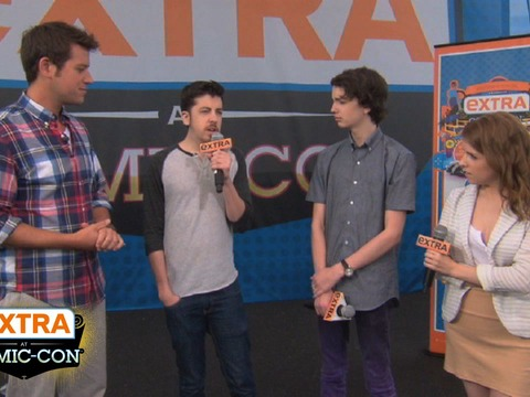 'Extra at Comic-Con': The Adventures of 'Paranorman'