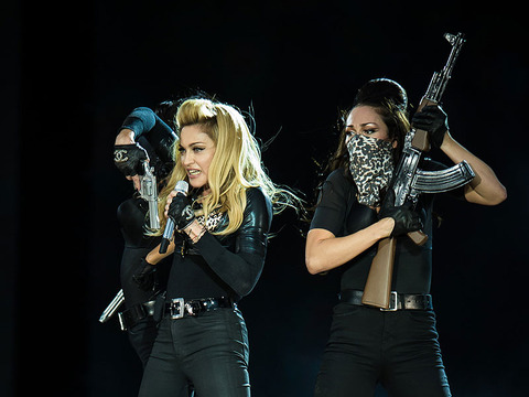 Extra Scoop: Madonna's 'MDNA' Tour Highest-Grossing of All Time?