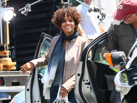 New Details: Halle Berry Injured on Movie Set