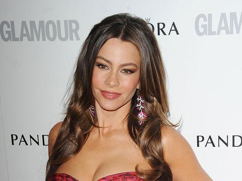 Sofia Vergara Tops Forbes' Highest-Paid TV Actress List