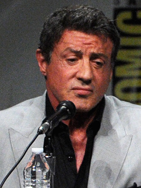 Sylvester Stallone Hir...