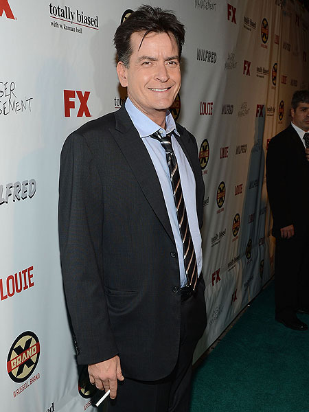 Charlie Sheen on 'Machete,' 'Idol' and Romance Rumors