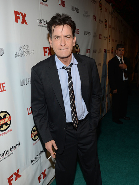 Charlie Sheen on Why He's a Twitter Quitter