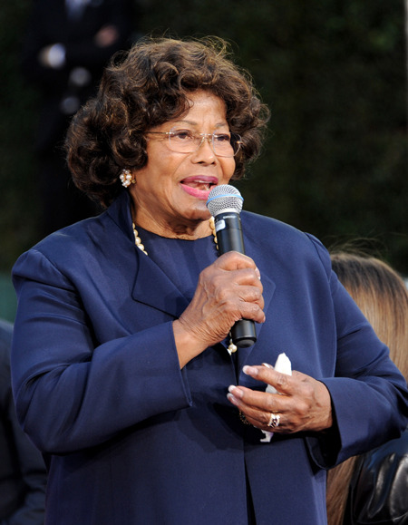 Katherine Jackson Found Safe in Arizona