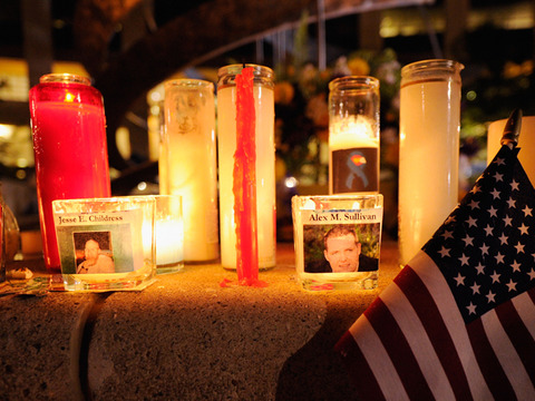 Colorado Shooting: Many Victims Died Saving Loved Ones