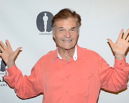 Fred Willard Tells Jimmy Fallon Arrest Was 'Embarrassing as Hell'