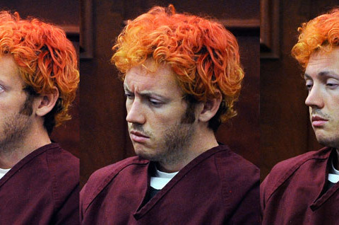 Was James Holmes Sedated in Court?