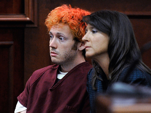 Colorado Shooting Suspect James Holmes Appears in Court