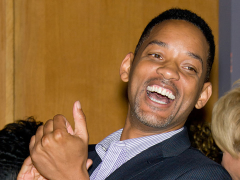Will Smith Helps Charlie Mack 'Party 4 Peace'