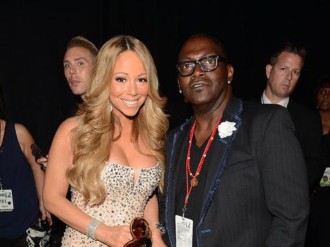 Nigel Lythgoe on Mariah's 'Idol' Deal: 'Randy Jackson is Her Man'