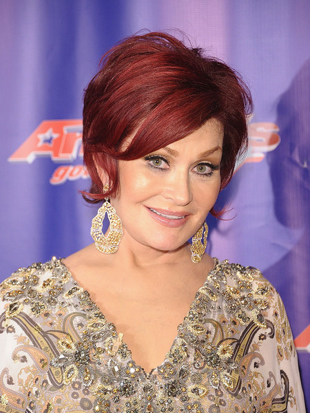 Sharon Osbourne Reveals She Had Double Mastectomy