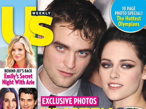 The Pics! Kristen Stewart Gets Cozy with 'Snow White' Director