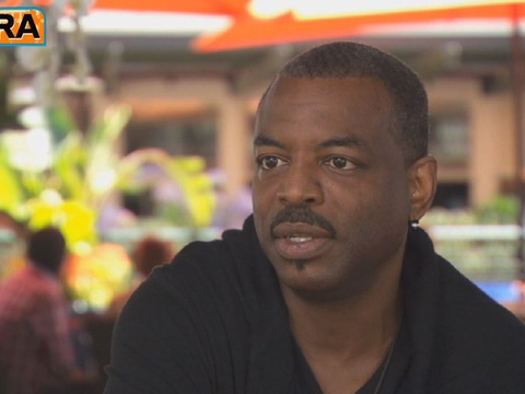 Levar Burton on Helping Kids Cope with the Colorado Shooting: 'You're Safe'
