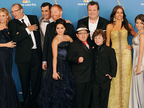'Modern Family' Cast Goes Back to Work