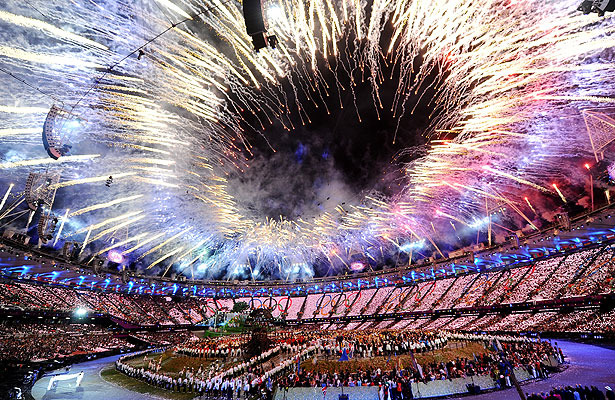 Photos! 2012 Summer Olympics Opening Ceremony