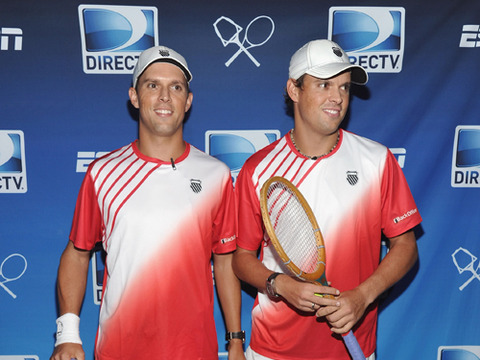 Bryan Brothers Talk Olympic Gold, Twin Power and Pippa Middleton