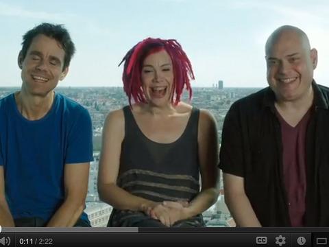 'Matrix' Director Wachowski Makes Debut as Transgender