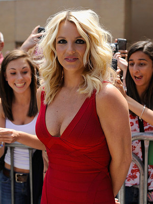 Extra Scoop: Britney Spears' $150K Wedding Bootcamp