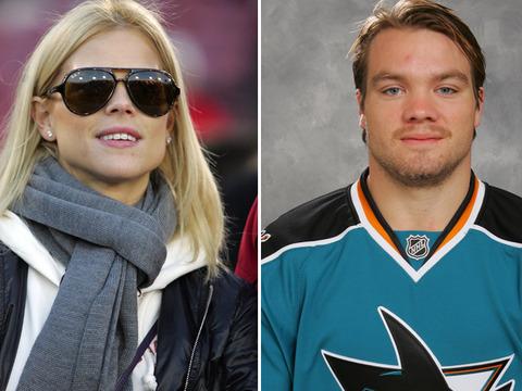 Tiger Woods' Ex Elin Nordegren Dating Swedish Hockey Player?