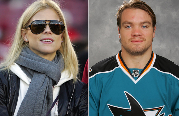 Tiger Woods' Ex Elin Nordegren Dating Swedish Hockey Player?
