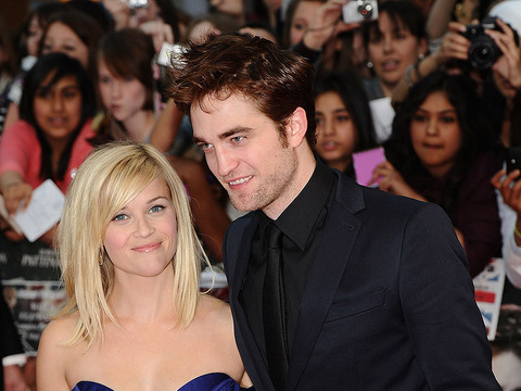 Pix! Robert Pattinson's Hideout -- Reese Witherspoon's Ojai Estate
