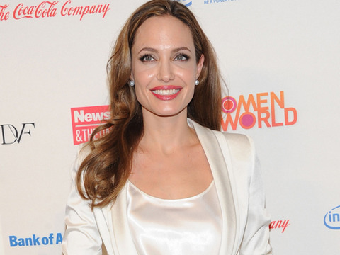 'Fifty Shades of Grey': Angelina Jolie Wants to Play Anastasia?