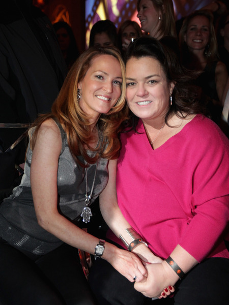 Rosie O'Donnell's Fiancée Diagnosed with Tumors, Wedding Postponed