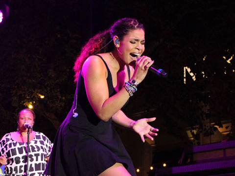 Jordin Sparks on Her 50-Pound Weight Loss and 'Sparkle'
