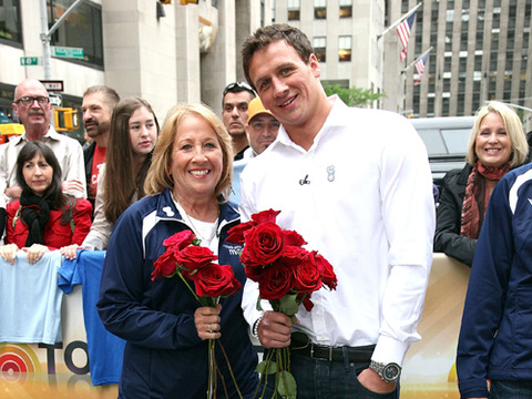 Ryan Lochte's Mom Explains 'One-Night Stand' Comment