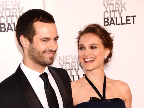 Just Married: Natalie Portman and Benjamin Millepied!