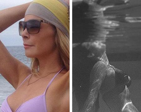 Best Twit-kini Shots: LeAnn Rimes vs. Kim Kardashian