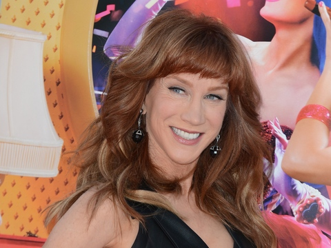 Kathy Griffin to KStew: 'Lie, Lie, and Stand By Your Lie'