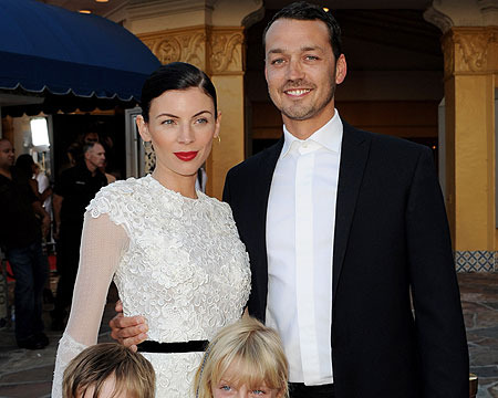Rupert Sanders and Wife Reunite, 'Daily Show' Gets Pattinson First