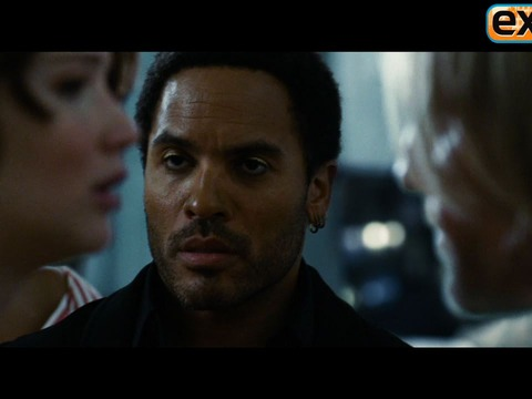 Video! Lenny Kravitz on Playing Cinna in 'The Hunger Games'