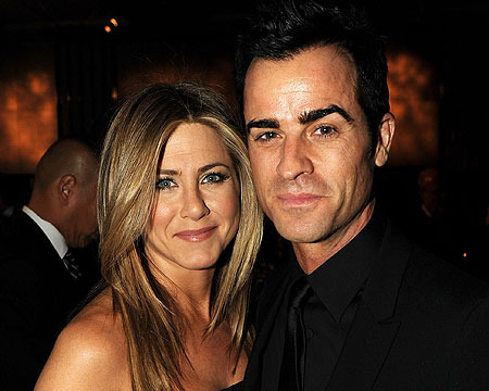 Jennifer Aniston and Justin Theroux Are NOT Breaking Up