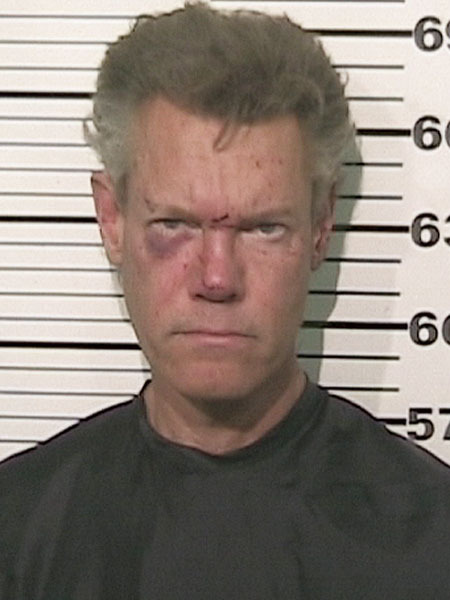 Randy Travis 911 Calls: Naked and Spooking People Out