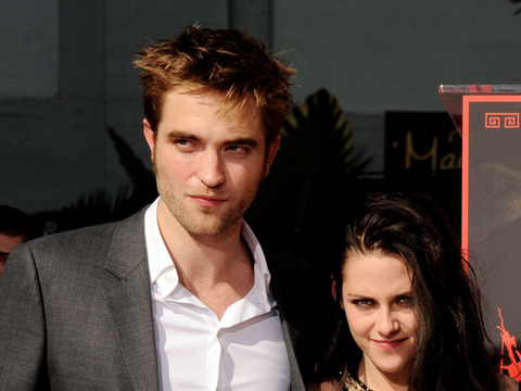 RPatz 'Over His Anger' -- Will He Forgive KStew?