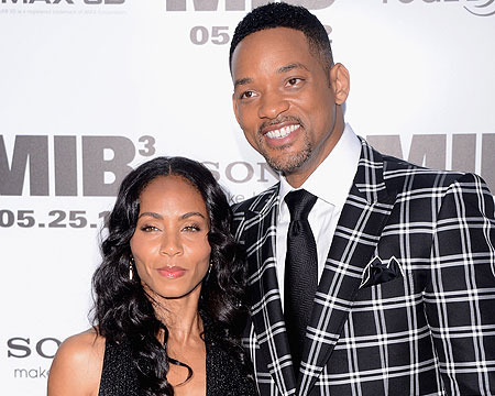Extra Scoop: Jada Pinkett Smith Shoots Down Divorce Rumors… Again