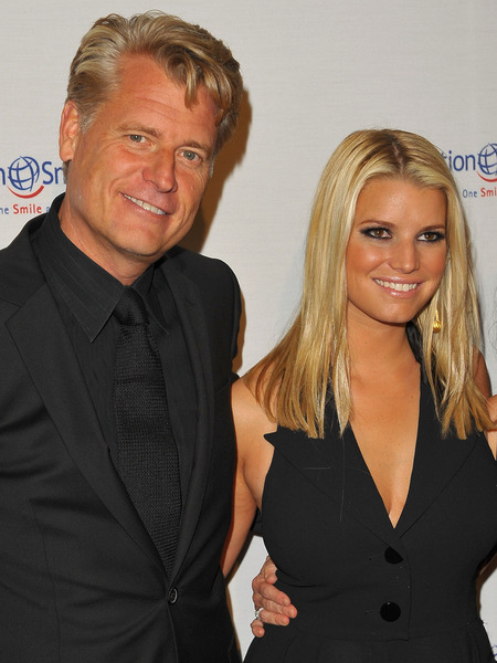 Jessica Simpson's Dad Busted for DUI