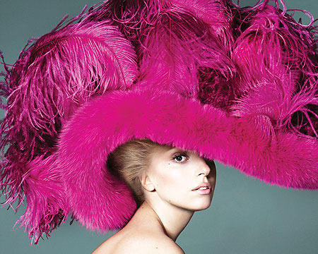Lady Gaga on New Fragrance: 'The Look of It Must Terrify You'