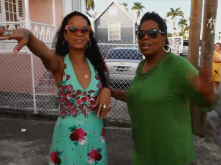 First Look: See Rihanna's Hometown on 'Oprah's Next Chapter'