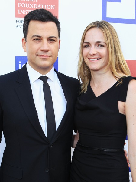 Extra Scoop: Jimmy Kimmel Engaged!