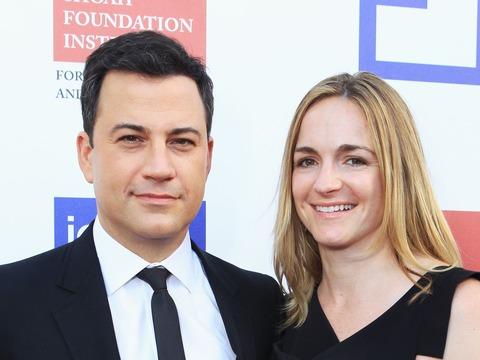 Extra Scoop: Jimmy Kimmel Engaged!