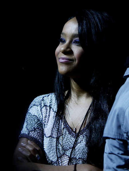 Bobbi Kristina on Bobby Brown's Booze Battle
