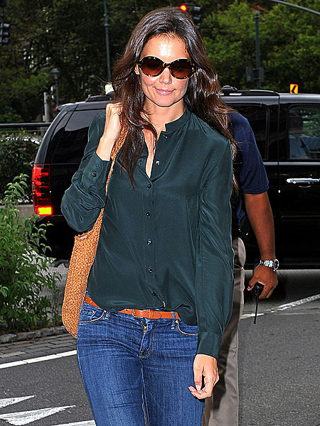 Katie Holmes Leaving L.A. and Getting a $100K Makeover