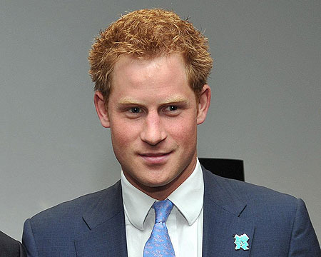 Video! Prince Harry Poolside in Las Vegas