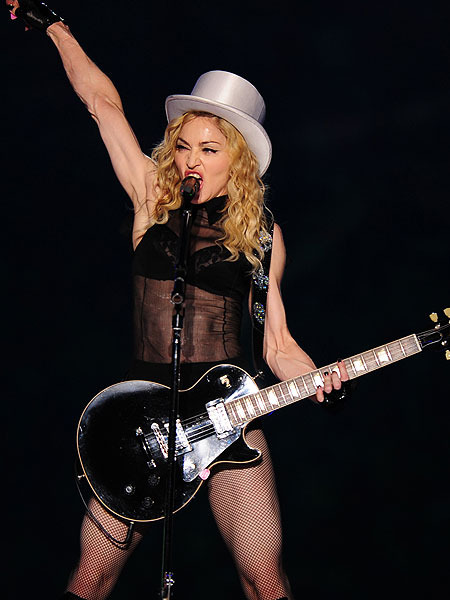 Madonna Sued by Russian Anti-Gay Activists