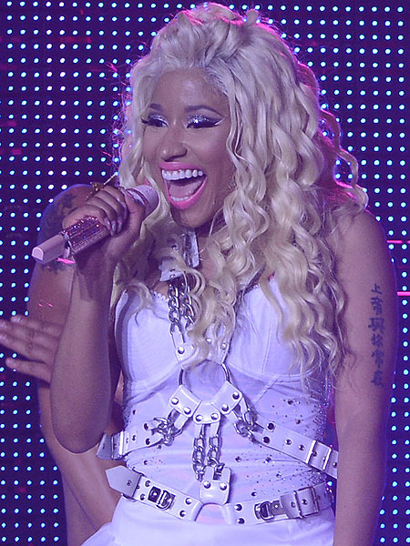 Nicki Minaj Pulls Plug on U.K. Concerts to Rest Vocal Cords